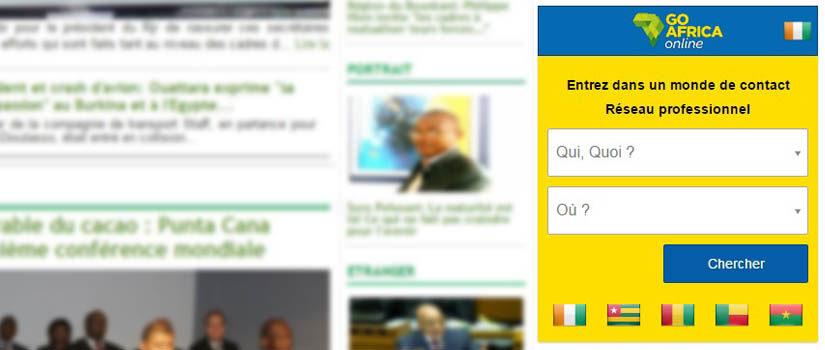 Widget go africa online