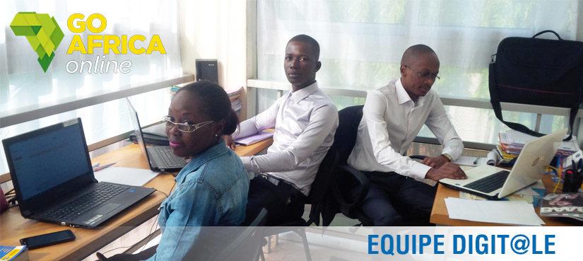 equipe digitale go africa